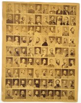 Image of Print, Photographic - Poster: Composite of Confederate Generals
