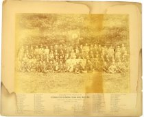 Image of Print, Albumen - 2d Reunion of the 43d Battalion, Virginia Cavalry, Mosby's Men