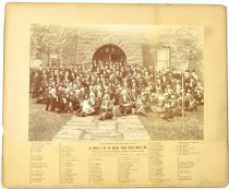 Image of Print, Albumen - 5th Reunion of the 43d Battalion, Virginia Cavalry, Mosby's Men