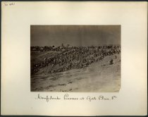 Image of Albumen - Confederate Prisoners at Belle Plain, Captured at Spotsylvania, May 12, 1864