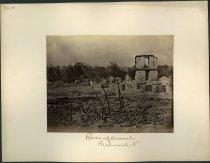 Image of Albumen - Ruins of Arsenal Richmond, VA