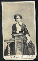 Image of Carte-de-Visite - Julia Gratiot