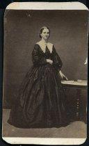 Image of Carte-de-Visite - Mary Van Benthuysen