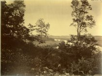 Image of Albumen - Chattanooga Valley from Lookout Mountain No 2