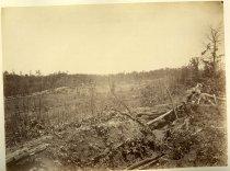 Image of Albumen - Battlefield Resaca, Georgia