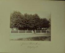 Image of Albumen - Jennie Wade's House, Gettysburg, Pennsylvania