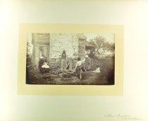 Image of Albumen - Slave Quarters, Scott House