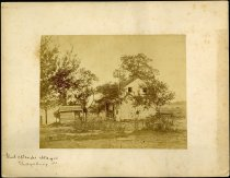 Image of Print, Albumen - General Meade's Headquarters, Gettysburg, Pennsylvania