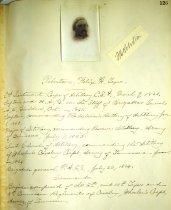 Image of Albumen - Felix H. Robertson
