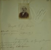 Image of Albumen - Gilbert Jefferson Wright