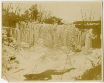 Image of Print, Photographic - Minnehaha Falls