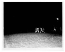 Image of Football game - Cecil Zeke Young Collection