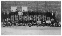 Image of Auburn High School Football Team - Cecil Zeke Young Collection