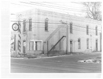 Image of Wayne Street Building - Eckhart Public Library Photo Collection