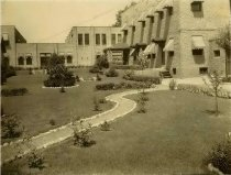 Image of Capen Apartments Gardens - Eckhart Public Library Photo Collection