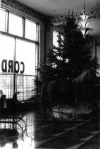 Image of Auburn Cord Duesenberg Museum at Christmas - Eckhart Public Library Photo Collection