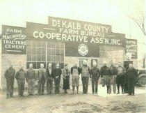 Image of DeKalb Co. Farm Bureau Co-Op - Eckhart Public Library Photo Collection