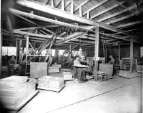 Image of Steintie Manufacuring - Eckhart Public Library Photo Collection