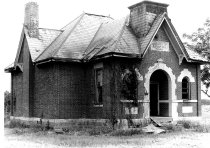 Image of Hopewell School - Eckhart Public Library Photo Collection