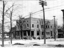 Image of Post Office - Eckhart Public Library Photo Collection