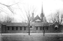 Image of Auburn First United Methodist Church - Eckhart Public Library Photo Collection