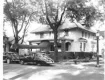 Image of Dilgard & Cline Funeral Home - Eckhart Public Library Photo Collection