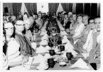 Image of 25th Class Reunion/1940 Class of Auburn High School - Willennar Genealogy Center Photo Collection