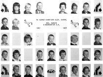 Image of Kindergarten AM Dorothy Hansen - McKenney Harrison 1966-1997