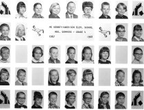 Image of Grade 4 Jeanette Sommers - McKenney Harrison 1966-1997