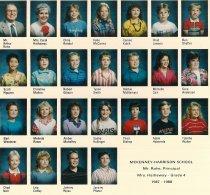 Image of Grade 4 Hathaway - McKenney Harrison 1966-1997