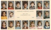 Image of Kindergarten PM Dorthy Post - McKenney Harrison 1966-1997