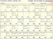 Image of Grade 6 Pickett 1980-81