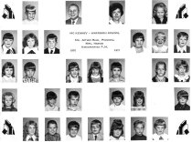 Image of Kindergarten A M Dorothy Hansen - McKenney Harrison 1966-1997