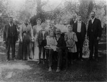 Image of Hood - Huffman Family - Willennar Genealogy Center Photo Collection