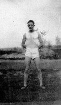 Image of Harry D. Heinzerling & Garner Keefe - Willennar Genealogy Center Photo Collection