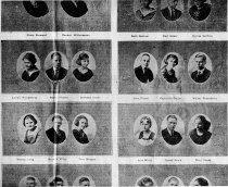 Image of 1922 Garrett High School Graduates - Willennar Genealogy Center Photo Collection