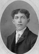 Image of Wilfred Courtemandre - Willennar Genealogy Center Photo Collection