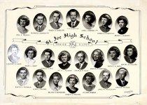Image of St. Joe, Senior Class Portrait, 1951 - Senior Class Portraits