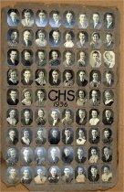 Image of Garrett High School, Senior Class Portrait, 1936 - Senior Class Portraits