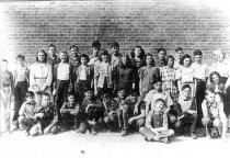 Image of St. John's School No. 1, Butler Tn. - Willennar Genealogy Center Photo Collection