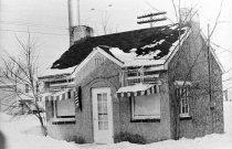 Image of Walt's Barber Shop - JMS DeKalb Co. 1837-1987 Collection
