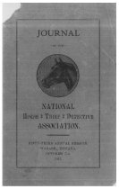 Image of Journal of the National Horse Thief Detective Association, 1913 - National Horse Thief Detective Association