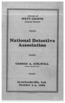 Image of Journal of the National Horse Thief Detective Association, 1928 - National Horse Thief Detective Association