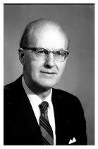 Image of Rev. Wallace Deyo - JMS/Kelso Davis Portrait Collection