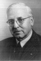 Image of Judge Wm. P. Endicott - JMS/Kelso Davis Portrait Collection