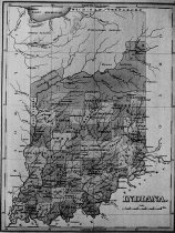Image of State of Indiana - JMS DeKalb Co. 1837-1987 Collection