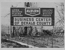 Image of Auburn Business Center of DeKalb County - Willennar Genealogy Center Photo Collection