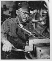 Image of Curtis Link at Cooper Industrial Products - Willennar Genealogy Center Photo Collection