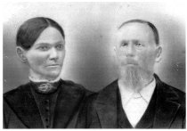 Image of Mr. & Mrs. Fry - Willennar Genealogy Center Photo Collection