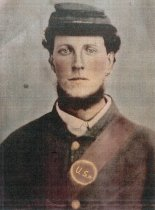 Image of Calvin W. Refner, Sr. - Willennar Genealogy Center Photo Collection
